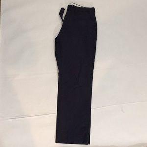 "J. Crew women's dark blue dress pants size 31"""